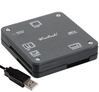 Card Reader USB 2.0, Wintech CR-15, All-in-1