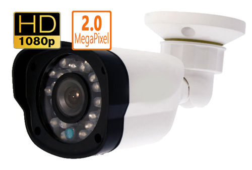 NVW2007HD - 2MPix full HD 4 in 1 CCTV Camera HDCVI/HDTVI/AHD/CVBS weatherproof, night vision F4N1