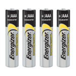4 Pack AAA Batteries (LR03)