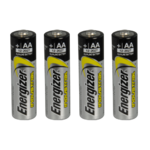 4 Pack AA Batteries (LR06)