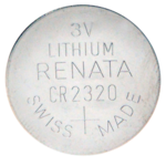 CR2320 Coin Cell / Button Cell
